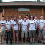 Equipe moniteurs 2013 Parc en Ciel
